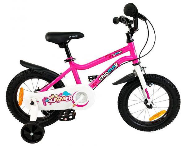 Велосипед 14″ RoyalBaby Chipmunk MK, Official UA Pink