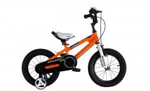 Велосипед RoyalBaby FREESTYLE 18″ оранжевый