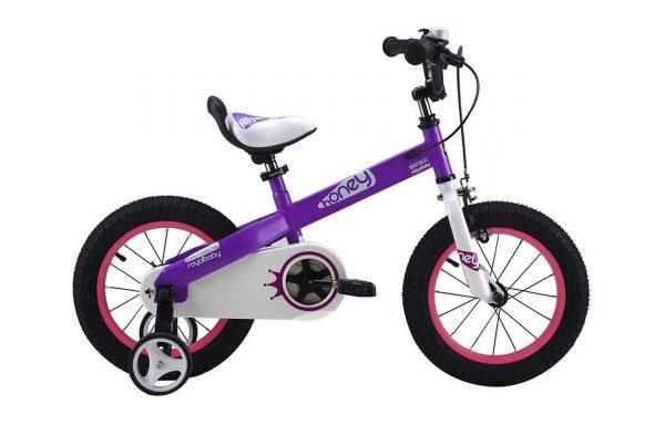 Велосипед 12″ RoyalBaby HONEY, Official UA Violet
