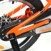Велосипед 16″ RoyalBaby SPACE NO.1 Alu, Official UA Orange 5074