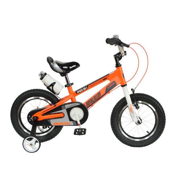 Велосипед 16″ RoyalBaby SPACE NO.1 Alu, Official UA Orange