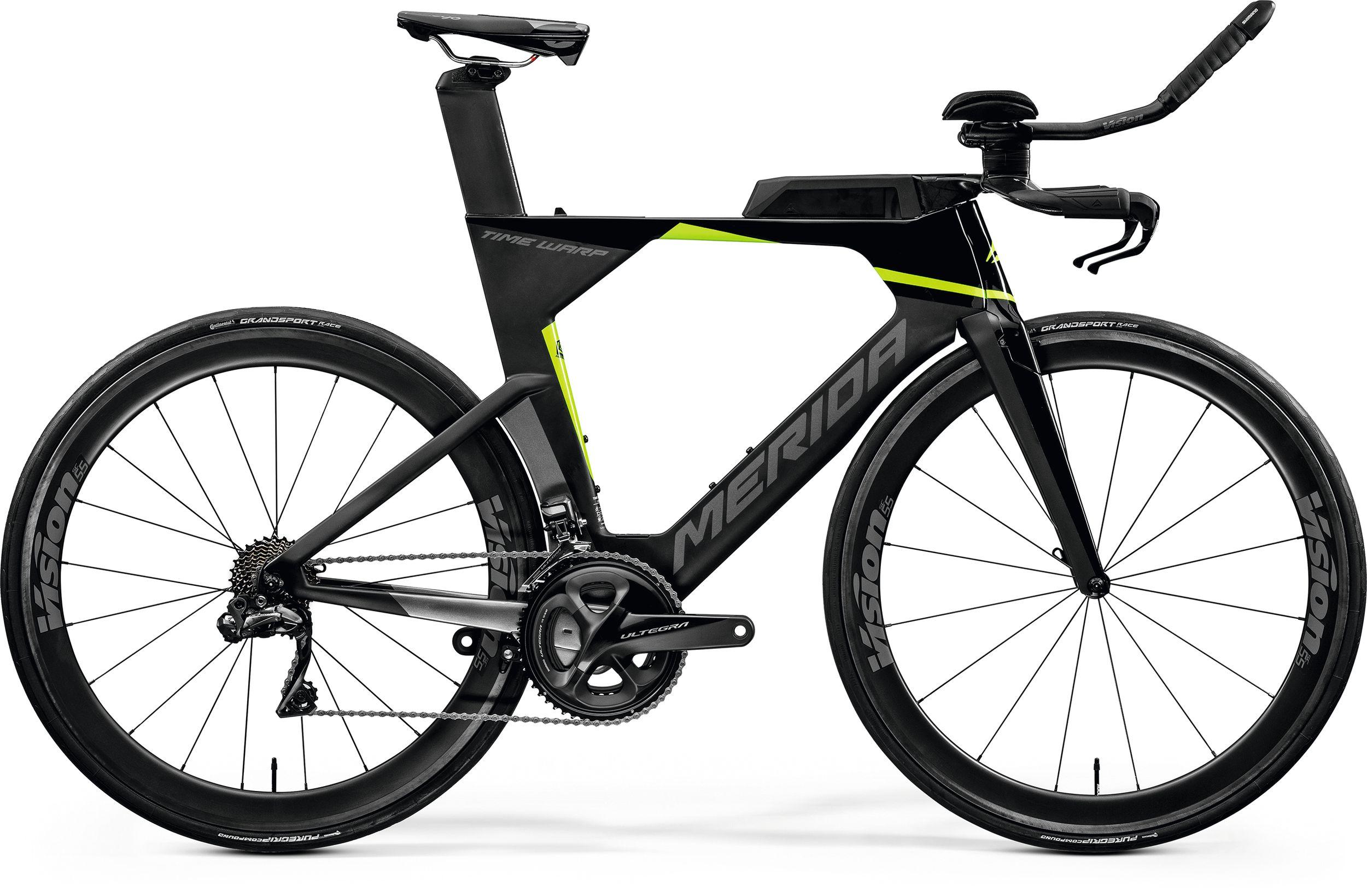 Велосипед Merida Warp TRI Limited