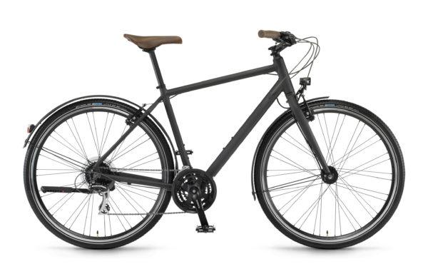 Велосипед 28″ Winora Flitzer men Matt-black