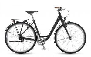 Велосипед 28″ Winora Lane Monotube 7s Nexus FW Matt-black