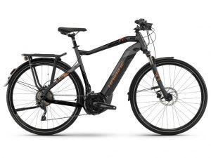 Велосипед 28″ Haibike SDURO Trekking 6.0 Black-titanium-bronze