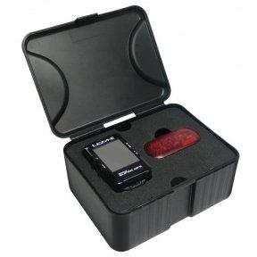 Велокомпьютер Lezyne Super GPS HR Loaded Box