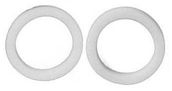 Поролоновые кольца Rock Shox 30 мм высота 5 мм