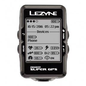 Велокомпьютер Lezyne Super GPS