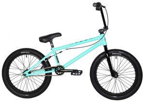 Велосипед 20″ Kench Hi-Ten Biryuzovyy