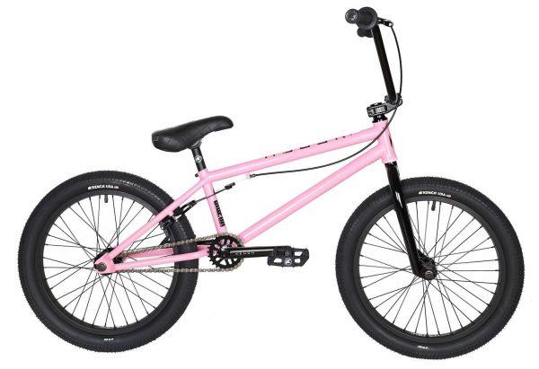 Велосипед 20″ Kench Hi-Ten Pink