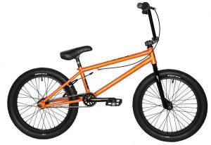 Велосипед 20″ Kench Hi-Ten Orange