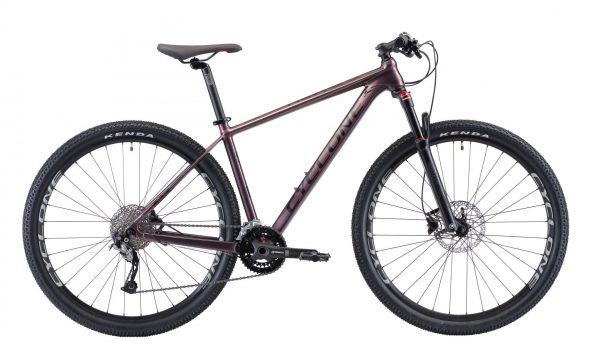 Велосипед 29″ Cyclone ALX Purple 2020