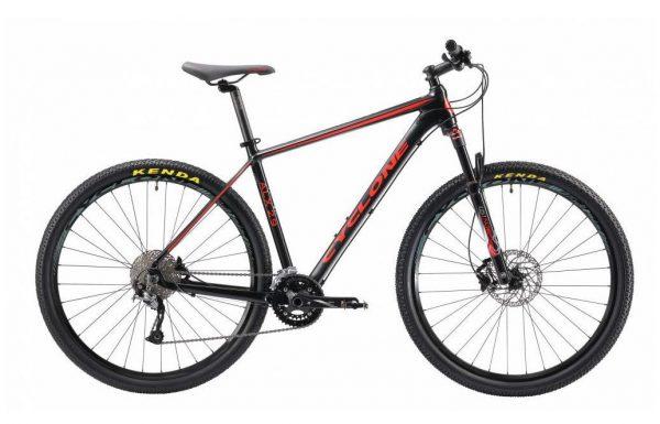 Велосипед 29″ Cyclone ALX Black 2019