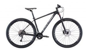 Велосипед 29″ Cyclone ALX Black 2020