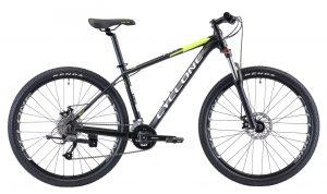 Велосипед 27.5″ Cyclone AX Black