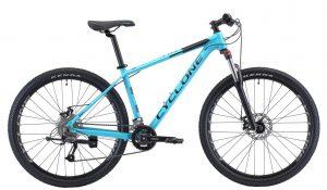 Велосипед 27.5″ Cyclone AX Blue