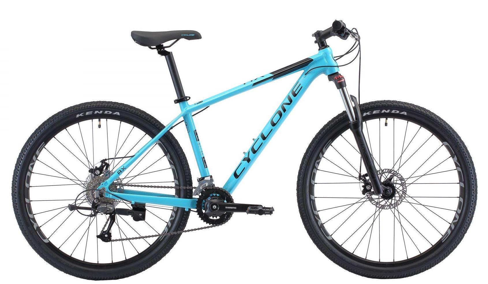 Велосипед циклон AX