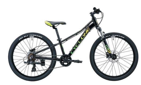 Велосипед 24″ Cyclone DREAM Black