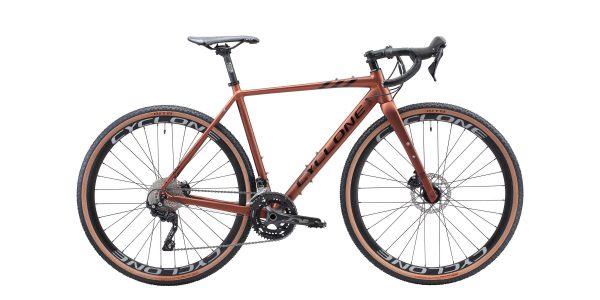Велосипед 28″ Cyclone GSX Bronze
