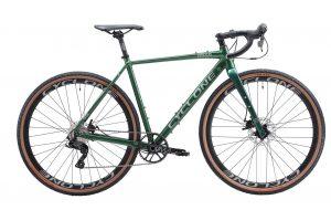 Велосипед 28″ Cyclone GTX Green 2021