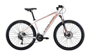 Велосипед 27.5″ Cyclone LLX White-orange