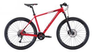 Велосипед 27.5″ Cyclone LX Red