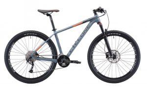 Велосипед 27.5″ Cyclone LX Grey