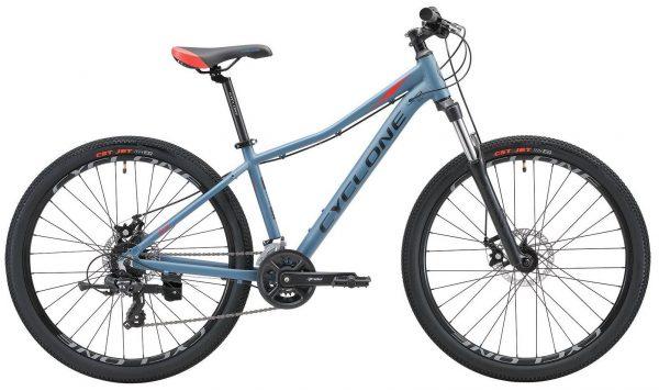 Велосипед 26″ Cyclone RX Grey