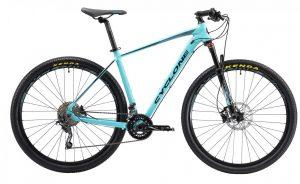 Велосипед 29″ Cyclone SLX Biryuzovyy