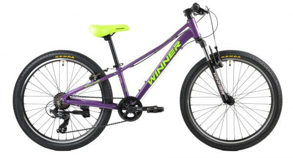Велосипед 24″ Winner Betty Purple