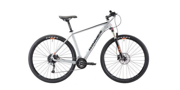 Велосипед 29″ Winner SOLID-WRX Grey 2020
