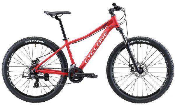 Велосипед 26″ Cyclone RX NEW Red 2021