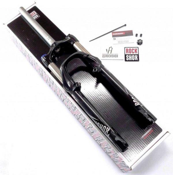 Вилка Rock Shox 30 Silver TK 26 V-Brake черного цвета