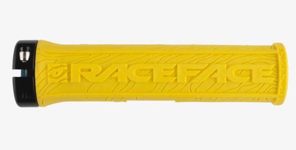 Грипсы Race Face Half Nelson Grip yellow