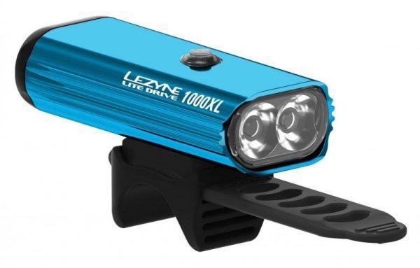 Фара Lezyne Lite Drive 1000XL синий