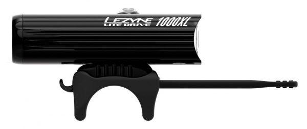 Фара с пультом Lezyne Lite Drive 1000XL Remote Loaded черный