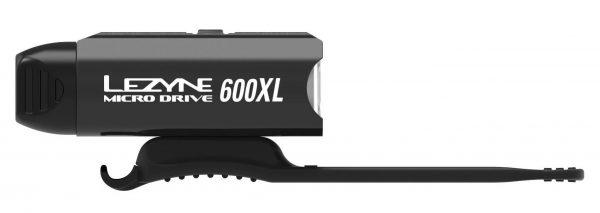 Фара Lezyne Micro Drive 600XL (600 lumen) черный