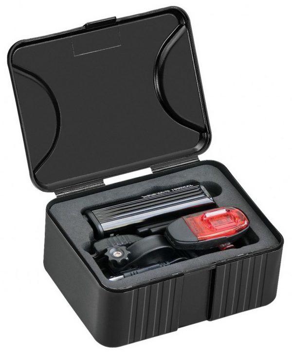 Фара с пультом Lezyne Super Drive 1600XXL (smart connect) Remote Loaded черный