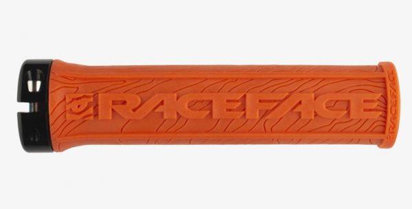 Грипсы Race Face Half Nelson Grip orange