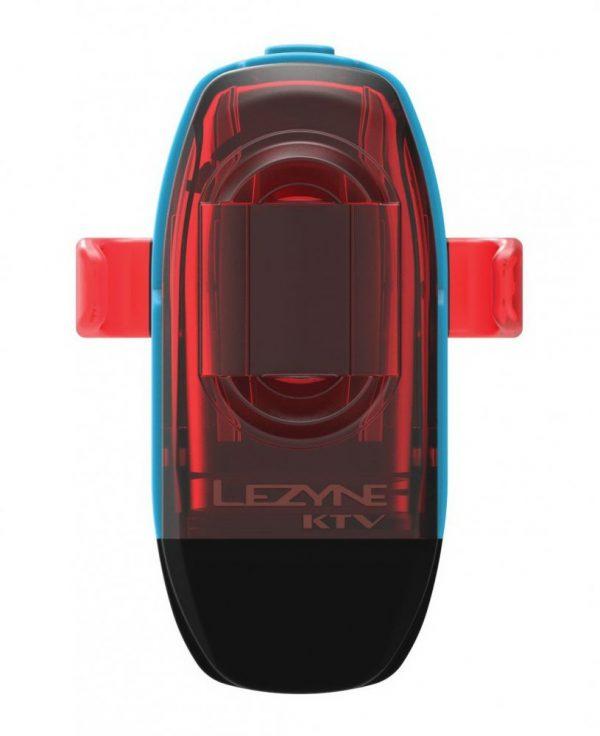 Мигалка задняя Lezyne KTV Drive Rear (10 lumen) синий