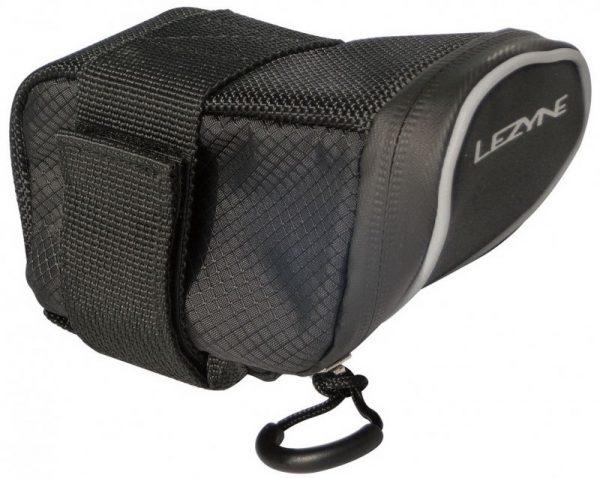 Сумка подседельная Lezyne Micro Caddy M 0.3L 145x55x80mm (90g) black