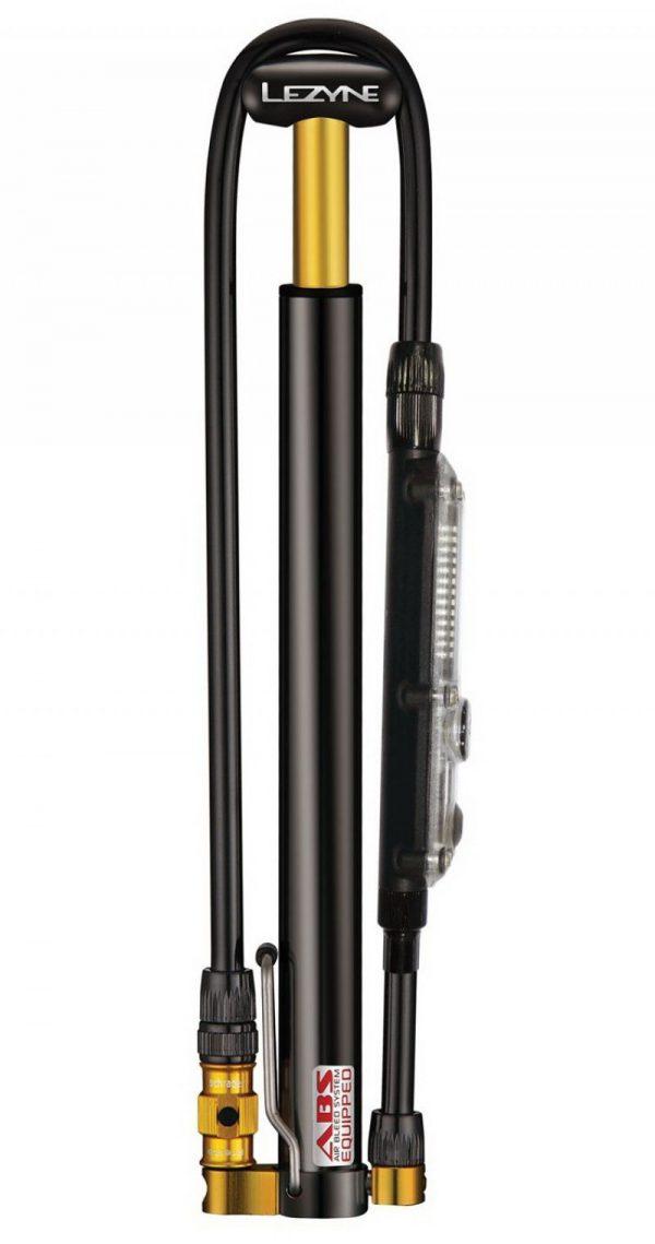 Насос Lezyne MICRO FLOOR DRIVE DIGITAL HPG 160psi (11 bar) черный