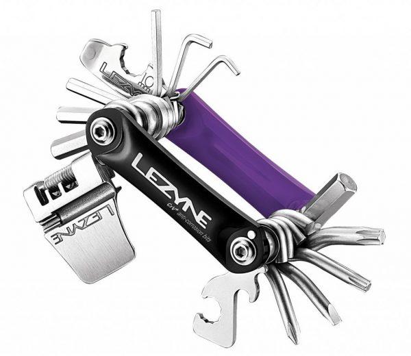 Мультитул Lezyne RAP — 20 фиолетовый