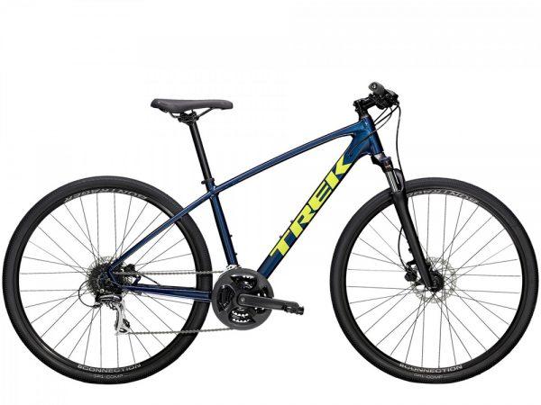 Велосипед 28″ Trek Dual Sport 2 Blue 2021