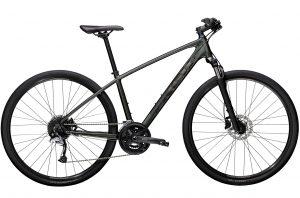 Велосипед 28″ Trek Dual Sport 3 Black 2021