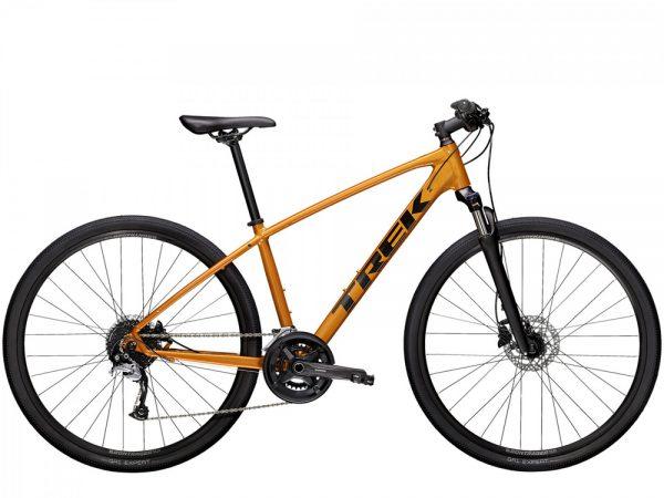 Велосипед 28″ Trek Dual Sport 3 Orange 2021