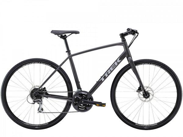 Велосипед 28″ Trek FX 2 Disc Black 2021