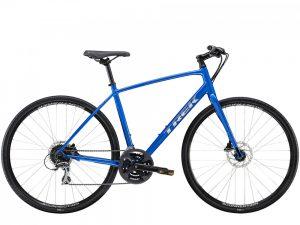 Велосипед 28″ Trek FX 2 Disc Blue 2021