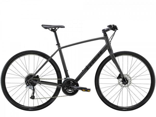 Велосипед 28″ Trek FX 3 Disc Black 2021