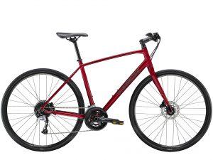 Велосипед 28″ Trek FX 3 Disc Red 2021